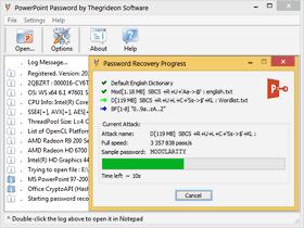 powerpoint presentation password cracker online free
